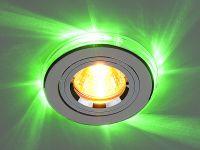 2060 Хром зеленая подсветка 260руб.