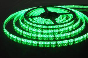 Светодиодная лента зеленая 5м, 490руб.